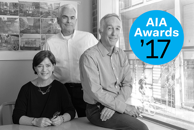 2017 AIA Architecture Firm Award - Leddy Maytum Stacy Architects