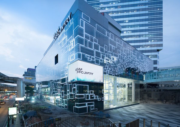 [디자인탐방]Nendo 방콕의 백화점을 디자인하다